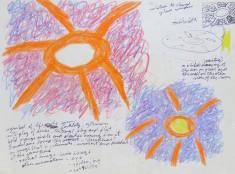 Study for Sun thumb