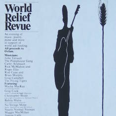 Poster for World Relief Revue thumb