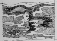 Study for The Man from the Sea thumb