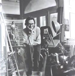 Robert Pope Sackville St studio