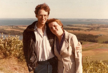 Robert Pope and Heather MacKinnon