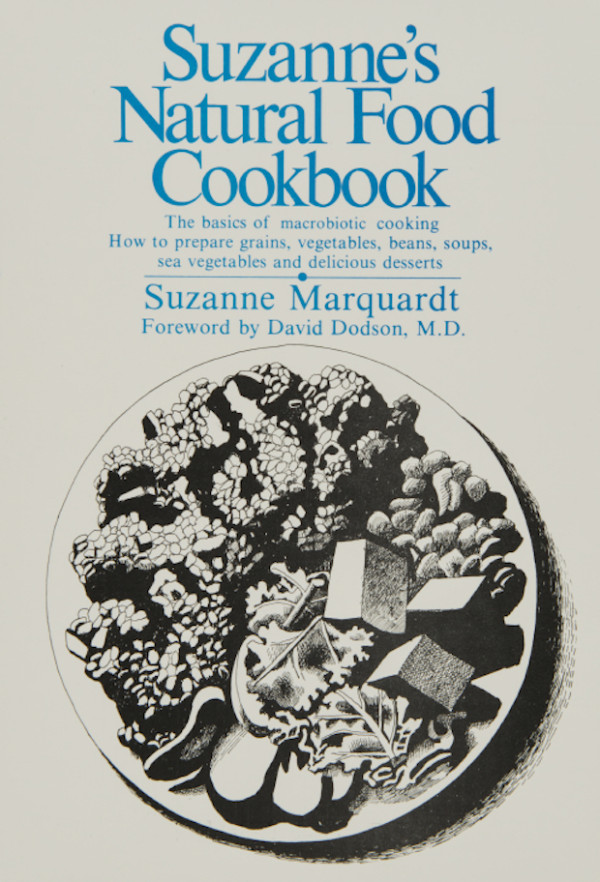 Cover for Suzanne's Natural Food Cookbook large