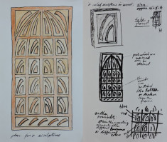 Plan for Sculpture (Window) thumb