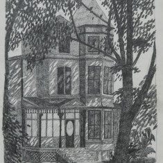 House, Bay Window, Tree thumb